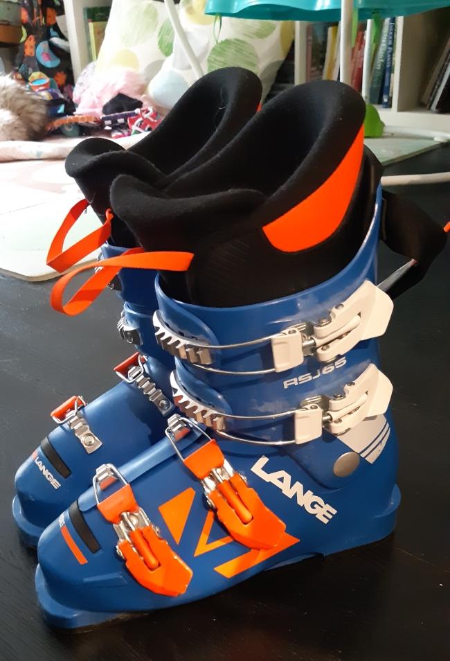 Lange RSJ 65 Ski Boots 23.5