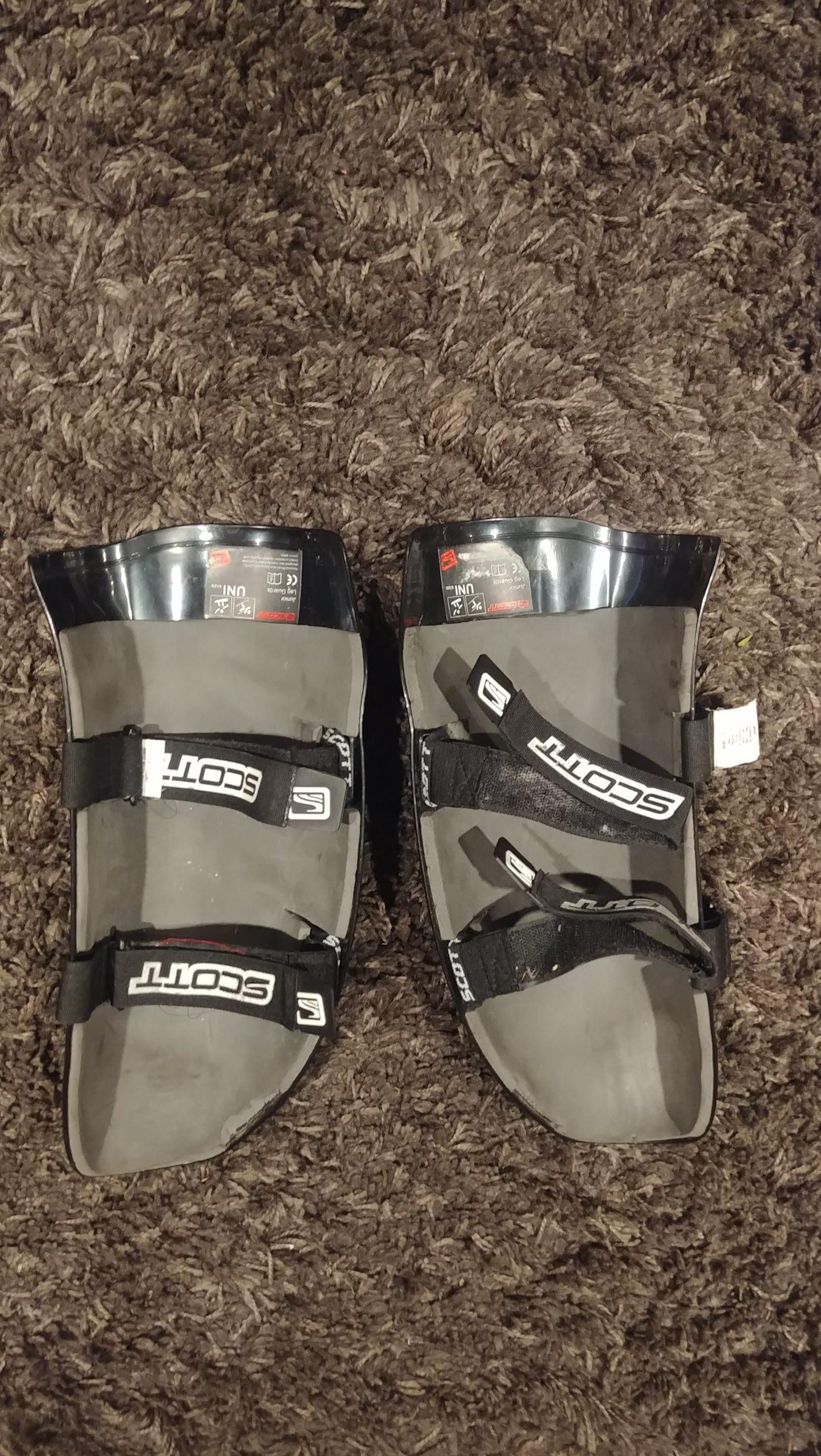 Scott Junior Slalom Leg Guards