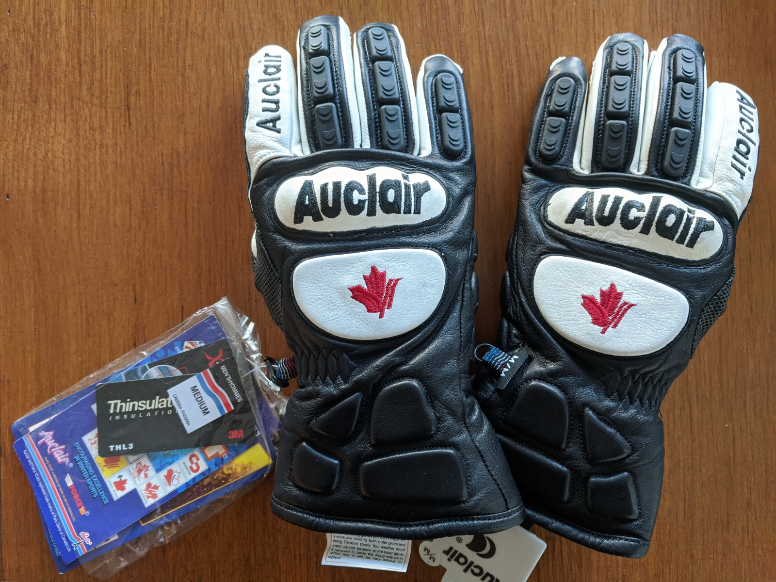 AuClair Racing Gloves - Men's M