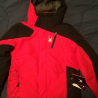 Spider Boys Size 12 Jacket for sale