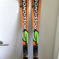 Rossignol Slalom - 155cm Radical RS World Cup