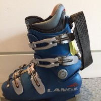 Lange Custom Pro JR Fit Ski Boots - 283mm (6/6.5 jr)