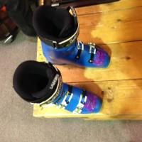 Lange race boots 27.5