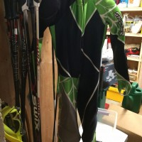 Men's Small Spyder Speedsuit