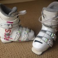 Rossignol boots size 19.5