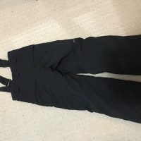 Black Spider Ski Pants - Sz 8
