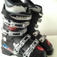 Kids' Salomon Race Boots Size 22.0